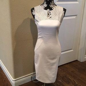 Cache body con dress